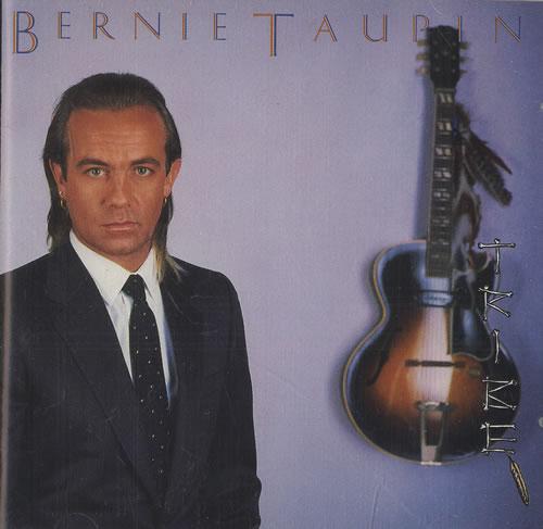 Bernie Taupin Tribe CD album (CDLP) US B-TCDTR475027