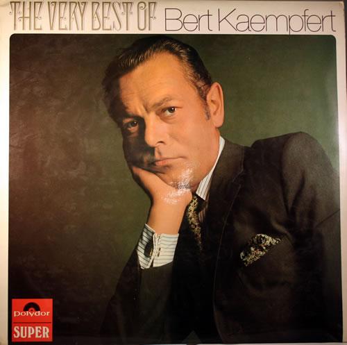 Bert Kaempfert The Very Best Of Uk Vinyl Lp Album Lp