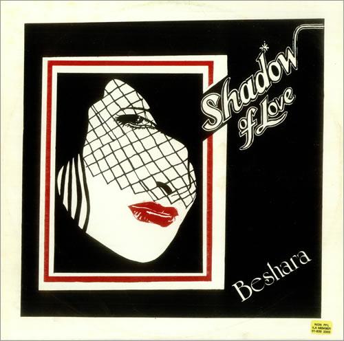 "Beshara Shadow Of Love 12"" vinyl single (12 inch record / Maxi-single) UK BQA12SH449612"