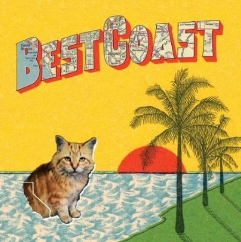 Best Coast Crazy For You CD album (CDLP) UK B8SCDCR527387