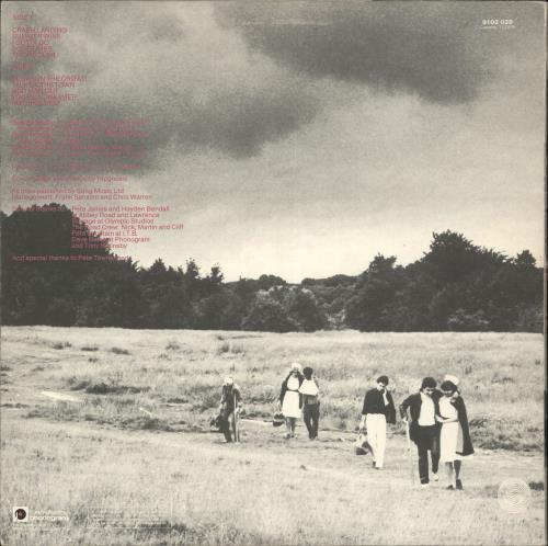 Bethnal Crash Landing vinyl LP album (LP record) UK B2NLPCR724925