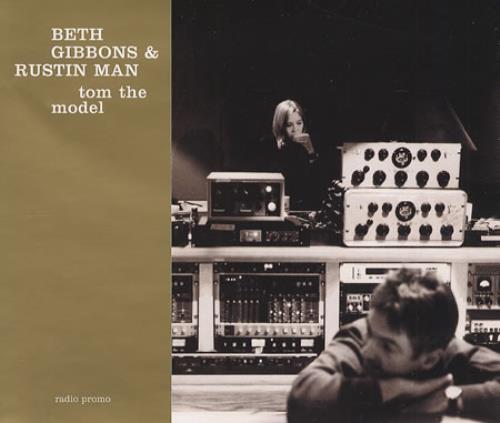"""Beth Gibbons Tom The Model CD single (CD5 / 5"""") UK BTGC5TO237996"""