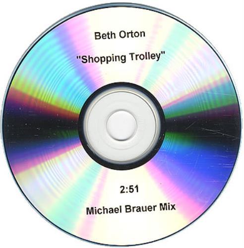 Beth Orton Shopping Trolley CD-R acetate US BETCRSH376941