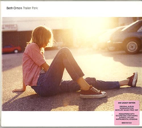 Beth Orton Trailer Park 2 CD album set (Double CD) UK BET2CTR462478