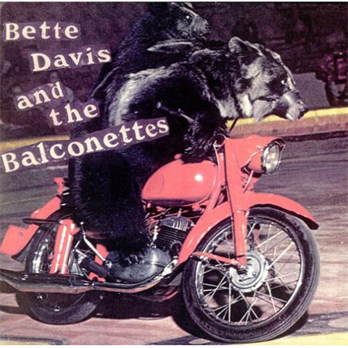 "Bette Davis And The Balconettes Surf, Surf, Kill, Kill 7"" vinyl single (7 inch record) UK DV707SU419194"