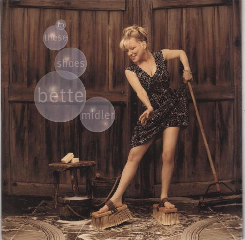"Bette Midler In These Shoes 12"" vinyl single (12 inch record / Maxi-single) US BMI12IN187092"