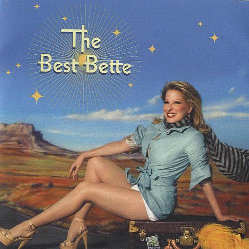 Bette Midler The Best Bette CD-R acetate UK BMICRTH451060