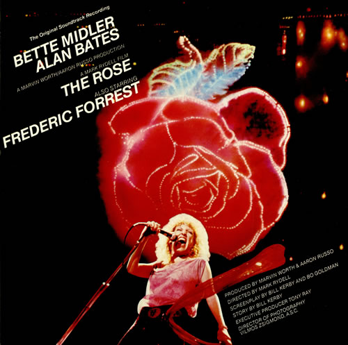Bette Midler The Rose Uk Vinyl Lp Album Lp Record 458493