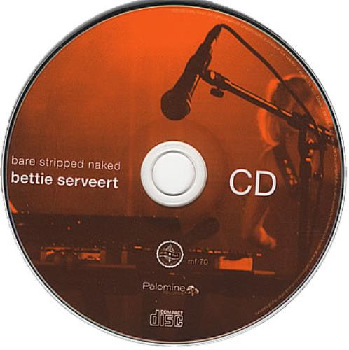 Bettie Serveert Bare Stripped Naked CD album (CDLP) US BSVCDBA379596