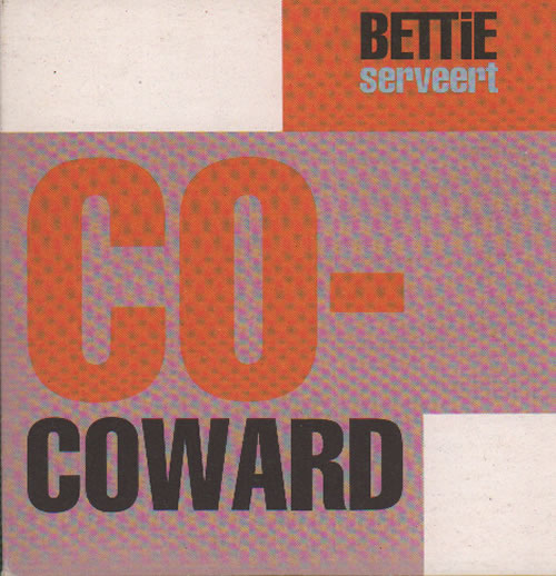 "Bettie Serveert Co-Coward CD single (CD5 / 5"") UK BSVC5CO635882"