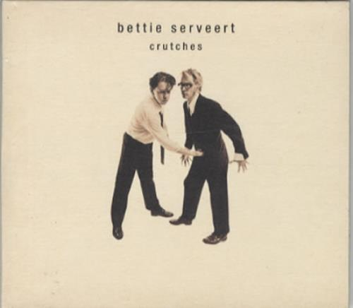 "Bettie Serveert Crutches CD single (CD5 / 5"") UK BSVC5CR336549"