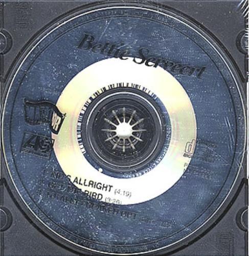 "Bettie Serveert Kid's Alright CD single (CD5 / 5"") US BSVC5KI361507"