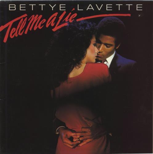 Bettye LaVette Tell Me A Lie vinyl LP album (LP record) US 1BLLPTE449216