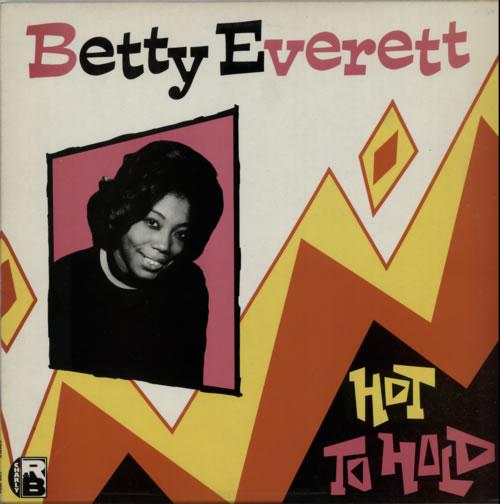 Betty Everett Hot To Hold vinyl LP album (LP record) UK 1BELPHO615569
