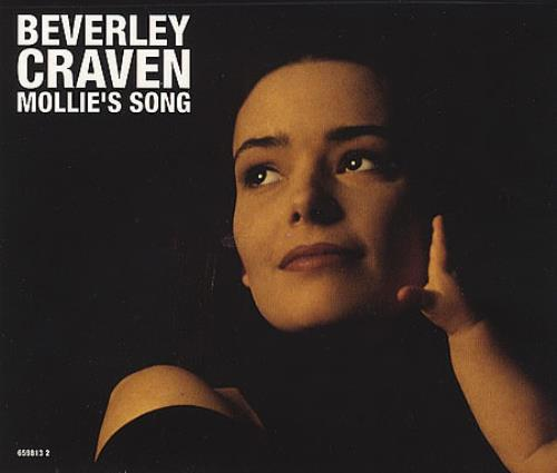 "Beverley Craven Mollie's Song CD single (CD5 / 5"") UK BCRC5MO40583"