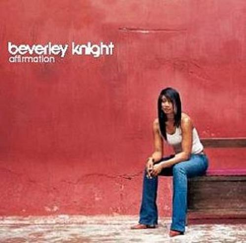 Beverley Knight Affirmation CD album (CDLP) UK BKICDAF290899