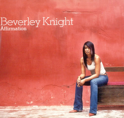 Beverley Knight Affirmation CD album (CDLP) UK BKICDAF508348