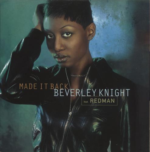 "Beverley Knight Made It Back 12"" vinyl single (12 inch record / Maxi-single) UK BKI12MA711260"