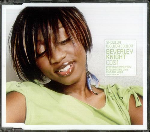 "Beverley Knight Shoulda Woulda Coulda - CD1 CD single (CD5 / 5"") UK BKIC5SH537928"