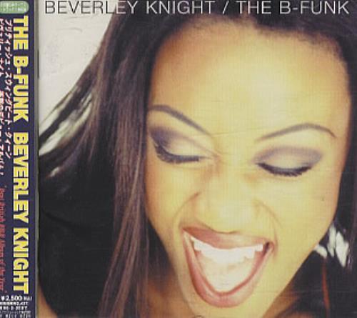 Beverley Knight The B-Funk CD album (CDLP) Japanese BKICDTH322262