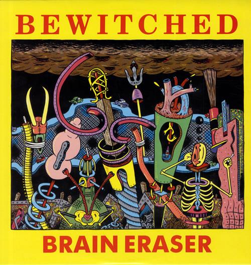 Bewitched Brain Eraser vinyl LP album (LP record) US C80LPBR557652
