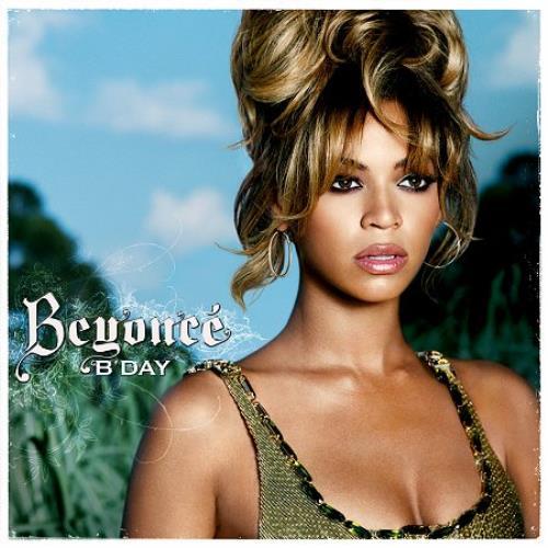 Beyoncé Knowles B'Day CD album (CDLP) Japanese BYKCDBD366266