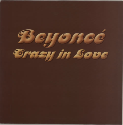 "Beyoncé Knowles Crazy In Love 12"" vinyl single (12 inch record / Maxi-single) UK BYK12CR249075"