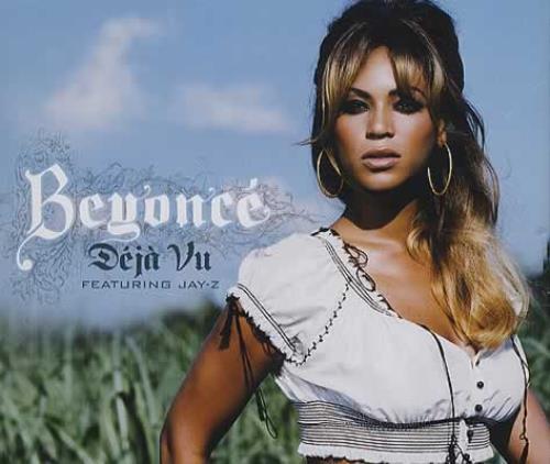 Beyoncé Knowles Deja Vu 2-CD single set (Double CD single) UK BYK2SDE368541