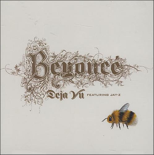 Beyoncé Knowles Deja Vu CD-R acetate Japanese BYKCRDE376182