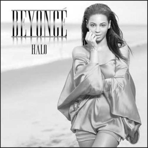 """Beyoncé Knowles Halo CD single (CD5 / 5"""") Australian BYKC5HA461810"""