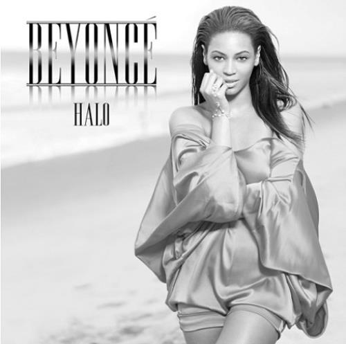 "Beyoncé Knowles Halo 12"" vinyl single (12 inch record / Maxi-single) UK BYK12HA464993"