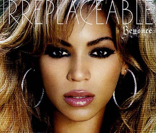 """Beyoncé Knowles Irreplaceable CD single (CD5 / 5"""") US BYKC5IR382794"""