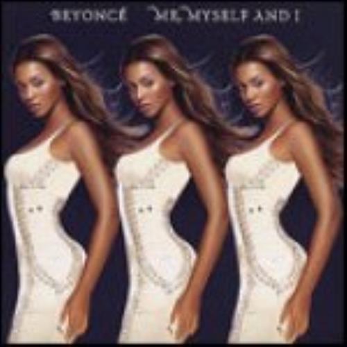 Beyoncé Knowles Me, Myself & I 2-CD single set (Double CD single) UK BYK2SME266760