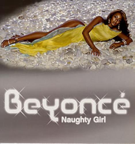 "Beyoncé Knowles Naughty Girl 12"" vinyl single (12 inch record / Maxi-single) UK BYK12NA278801"
