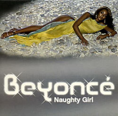"Beyoncé Knowles Naughty Girl CD single (CD5 / 5"") UK BYKC5NA283038"