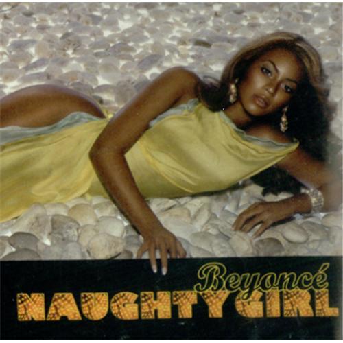 "Beyoncé Knowles Naughty Girl CD single (CD5 / 5"") US BYKC5NA425228"