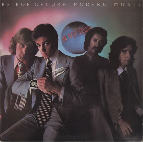 Be Bop Deluxe Modern Music vinyl LP album (LP record) UK BEPLPMO254280