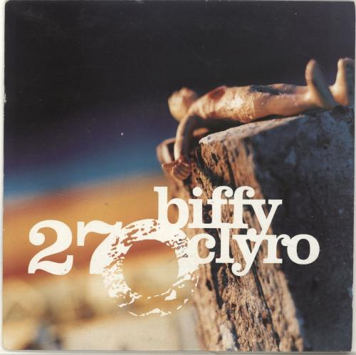 "Biffy Clyro 27 [Twenty-Seven] 7"" vinyl single (7 inch record) UK B.Y07TW693870"