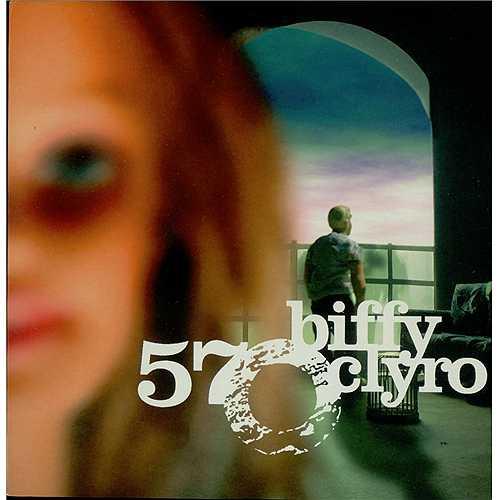 "Biffy Clyro Fifty Seven 7"" vinyl single (7 inch record) UK B.Y07FI246642"