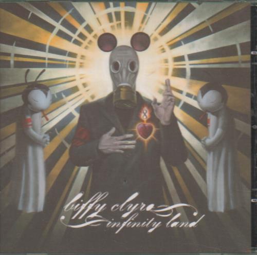 Biffy Clyro Infinity Land CD album (CDLP) UK B.YCDIN304504