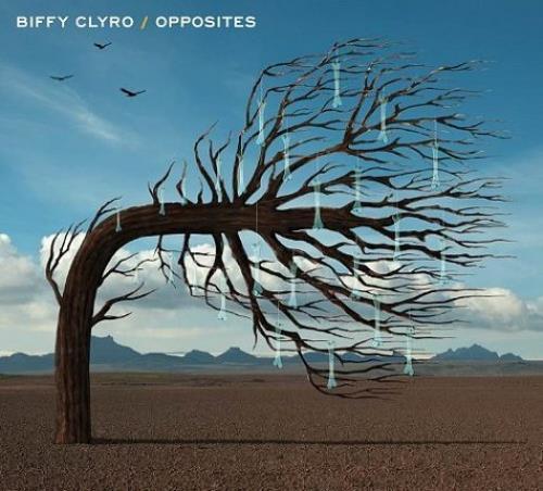 Biffy Clyro Opposites - Deluxe Edition 3-disc CD/DVD Set UK B.Y3DOP583682