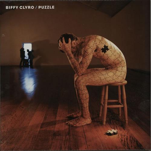 Biffy Clyro Puzzle - RSD 15 2-LP vinyl record set (Double Album) UK B.Y2LPU628146