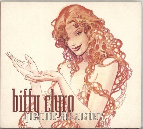 Biffy Clyro Questions & Answers 2-CD single set (Double CD single) UK B.Y2SQU246701