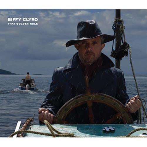 "Biffy Clyro That Golden Rule CD single (CD5 / 5"") UK B.YC5TH480175"