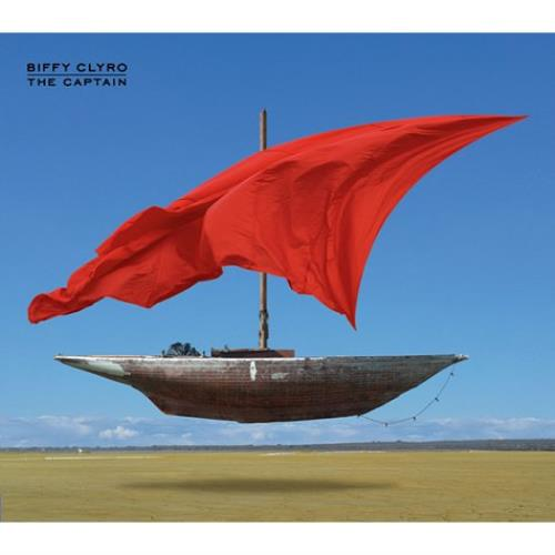 "Biffy Clyro The Captain CD single (CD5 / 5"") UK B.YC5TH487838"
