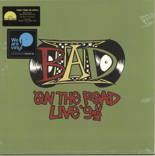 "Big Audio Dynamite On The Road Live '92 - RSD18 - Sealed 12"" vinyl single (12 inch record / Maxi-single) UK BAD12ON694991"