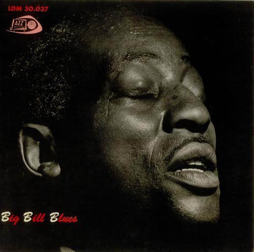 Big Bill Broonzy Big Bill Blues French Vinyl Lp Album Lp
