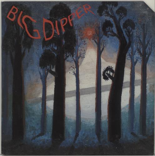Big Dipper Prince Of The Deep Water vinyl LP album (LP record) US B7ILPHE599306