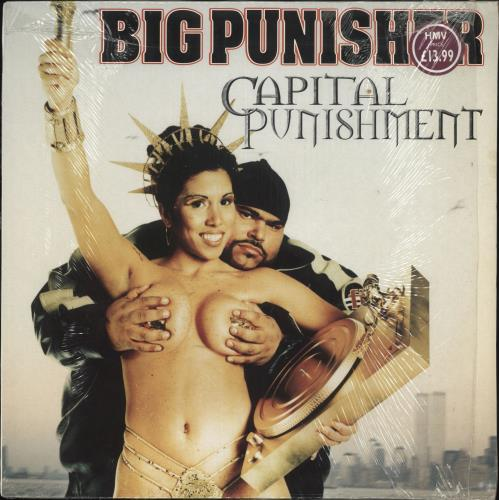 Big Punisher Capital Punishment 2-LP vinyl record set (Double Album) UK Q-H2LCA709987