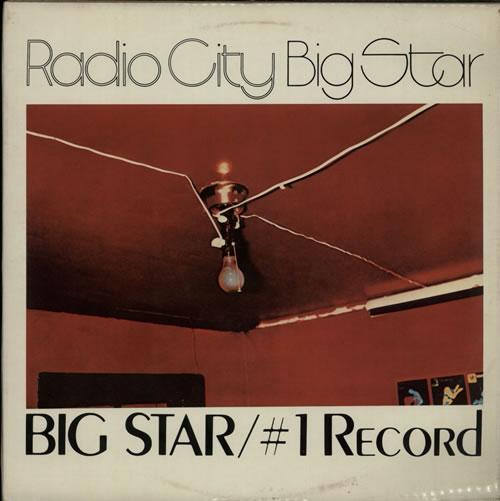 Big Star #1 Record/ Radio City 2-LP vinyl record set (Double Album) UK BGS2LRE210282